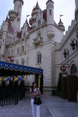ยูนิเวอร์ซัล สตูดิโอ สิงคโปร์: Castle of Fiona in The Shrek