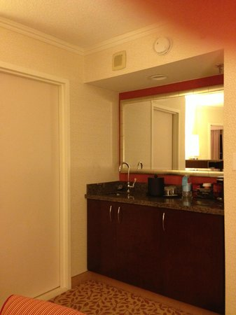 Bethesda Marriott Suites: Minibar