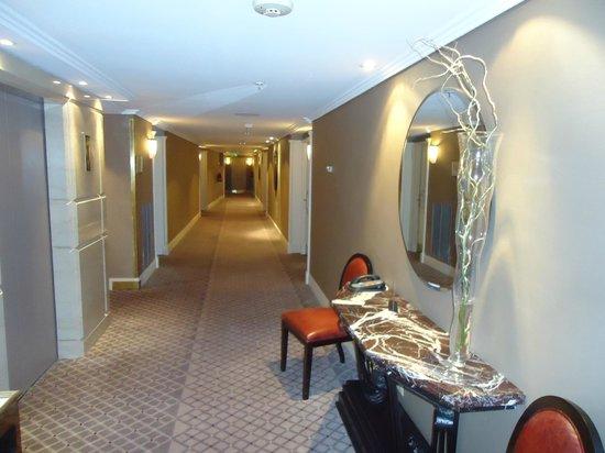 InterContinental Hotel Buenos Aires: corredor do hotel