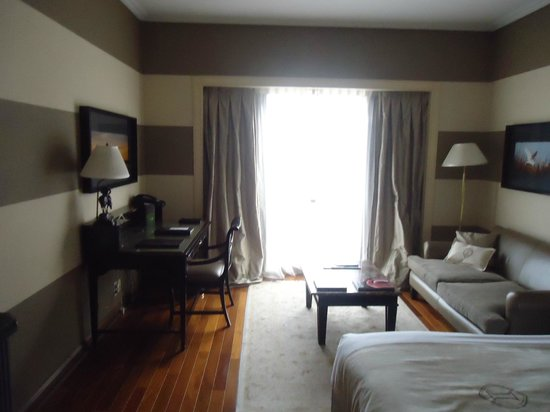 InterContinental Hotel Buenos Aires: quarto que fiquei