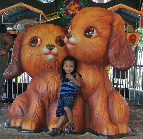 Wonderla Amusement Park : puppy