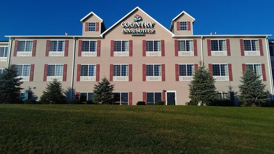 Country Inn & Suites By Carlson, Big Flats (Elmira): Country Inn & Suites, Big Flats, NY, your home away from home!  Submitted by guest Carol Scheff,