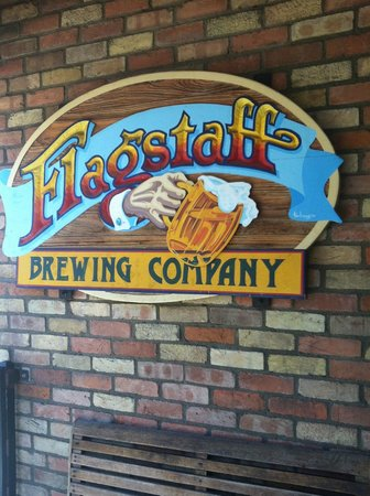 Flagstaff Brewing Company: Flagstaff Brewing Co. Logo
