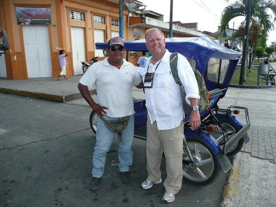 El Dorado Plaza Hotel & Business: Iquitos Mototaxi