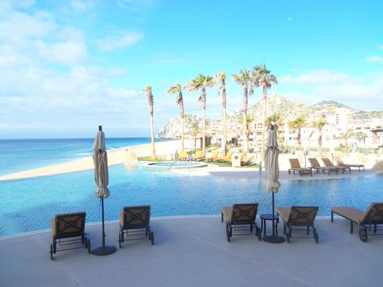 Grand Solmar Land's End Resort & Spa : looking at new pool area..