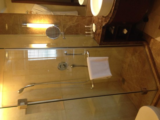 Crowne Plaza Beijing International Airport: Shower
