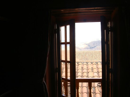 Hotel Arqueologo Exclusive Selection : vista do quarto superior