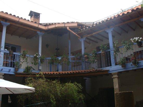 Hotel Arqueologo Exclusive Selection : andar superior