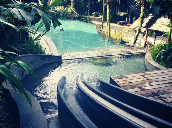 Breakfast cafe picture of siloso beach resort sentosa - Siloso beach resort swimming pool ...