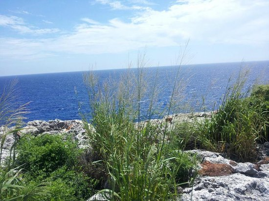 Carib Sands Beach Resort: 1 of the Ocean Views on Cayman Brac
