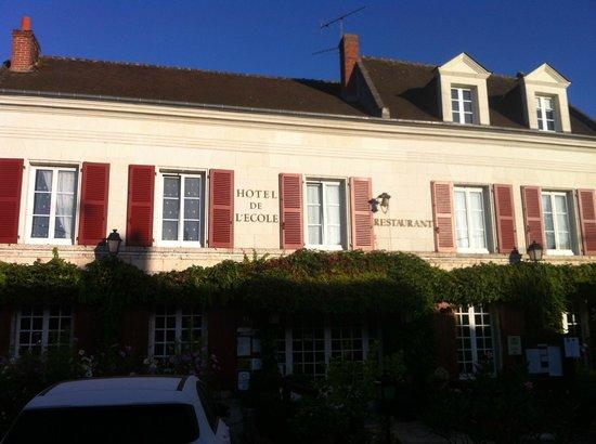 Hotel Restaurant de l'Ecole : L'hôtel de l'école