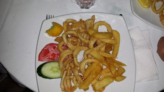 Taverna Antonini: fritto misto