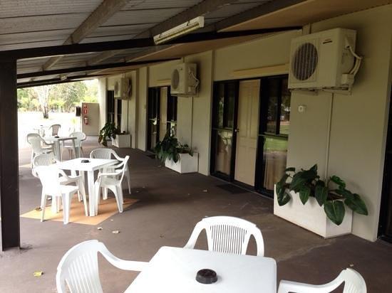 Point Stuart Wilderness Lodge : New Rooms