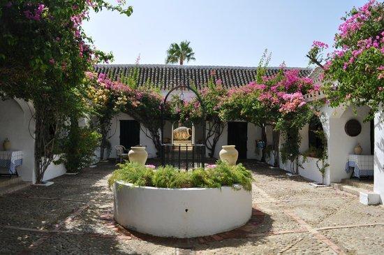 Hacienda de San Rafael: Hacienda view