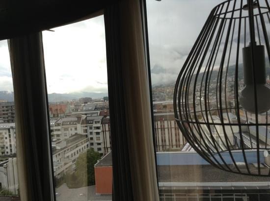 Adlers Hotel: room view