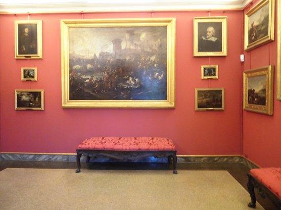 Museo Nazionale di Palazzo Mansi : Sala Palazzo Mansi