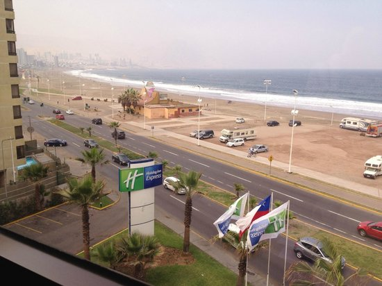 Holiday Inn Express Iquique: view from my room