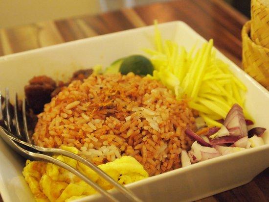 Silom Thai Food: bagoong rice