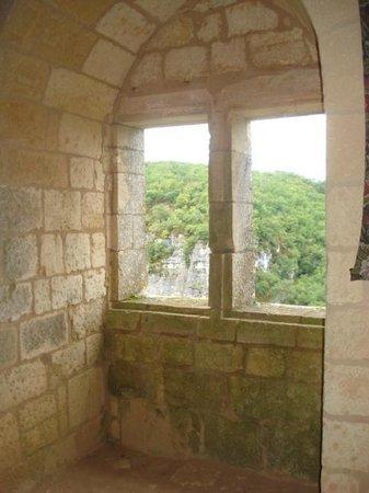 Château de Gavaudun : Salle du 1er étage