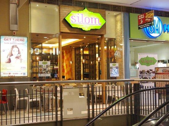 Silom Thai Food: front