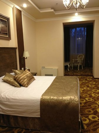 Imperial Palace Hotel: room (number 202)
