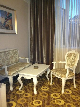 Imperial Palace Hotel: part of the room (number 202)