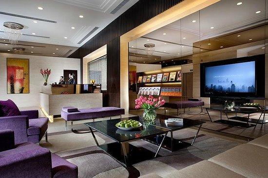 Somerset Heping Shenyang : Lobby