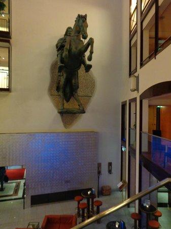 Derag Livinghotel Grosser Kurfürst : Lobby area