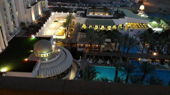 Herods Vitalis Spa Hotel Eilat : view from the room