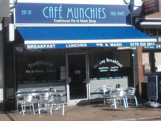 Restaurants Cafe Queens Road Southend