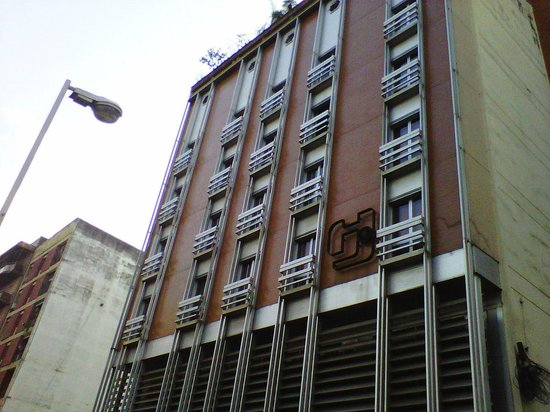Hotel Del Jardin: Fachada