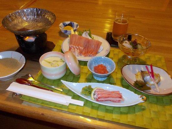 Reflets Daisen: リフレッツ大山(夕食)