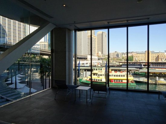 View From Pool Mezzanine Of Circular Quay Picture Of