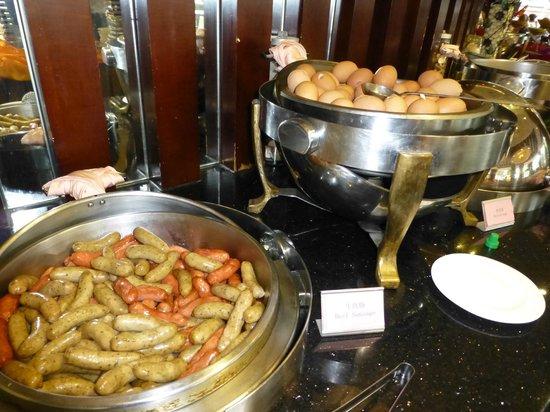 Tiantan Hotel: breakfast choices