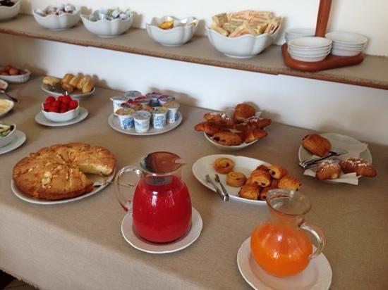 Hotel Masseria L'Ovile: Prodotti freschi e di qualità
