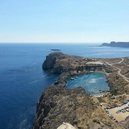 St. Pauls Bay - Billede af Agios Pavlos Beach (Saint Paul ...