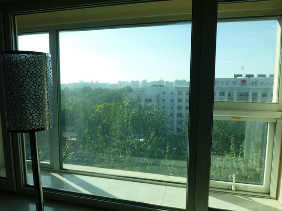 Tiantan Hotel: our view