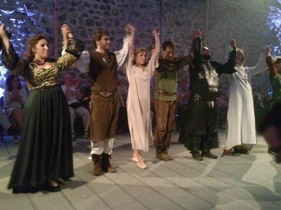 Amalfi Musical: Cast