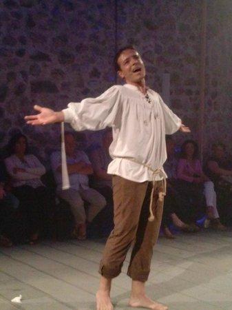 Amalfi Musical: Antonio