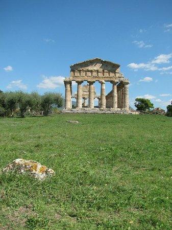 il tempio di Paestum