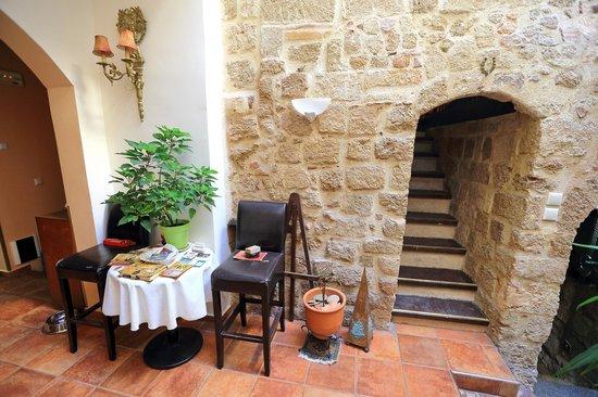 Klimt Guest House: Элемент интерьера