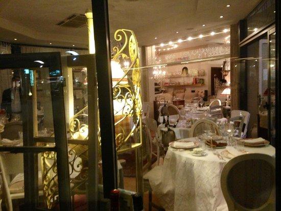 Brasserie Ristorante : dai vetri