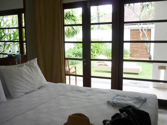Uma Sapna : the bedroom