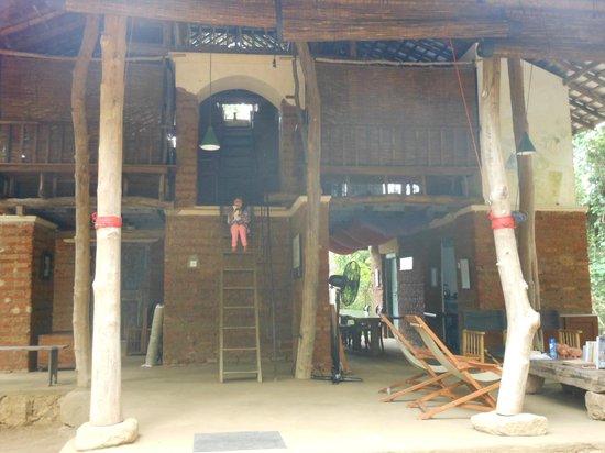 Galkadawala Forest Lodge: The house