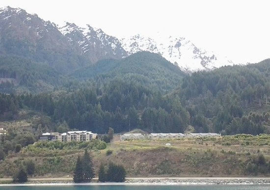 Heritage Queenstown: The Heritage from the lake