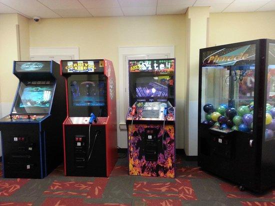 Residence Inn Orlando at SeaWorld : salle de jeux