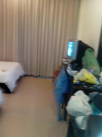 Angkor Riviera Hotel: room 109