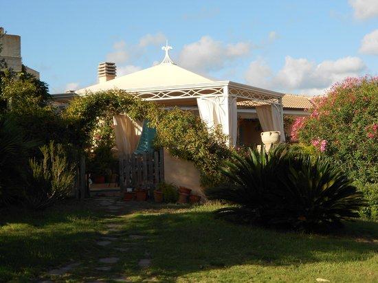 Park Hotel Asinara : il giardino