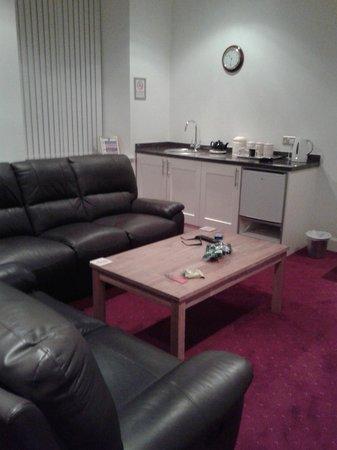 Balmoral Hotel: Lounge
