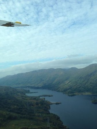 Loch Lomond Seaplanes: up up & away!